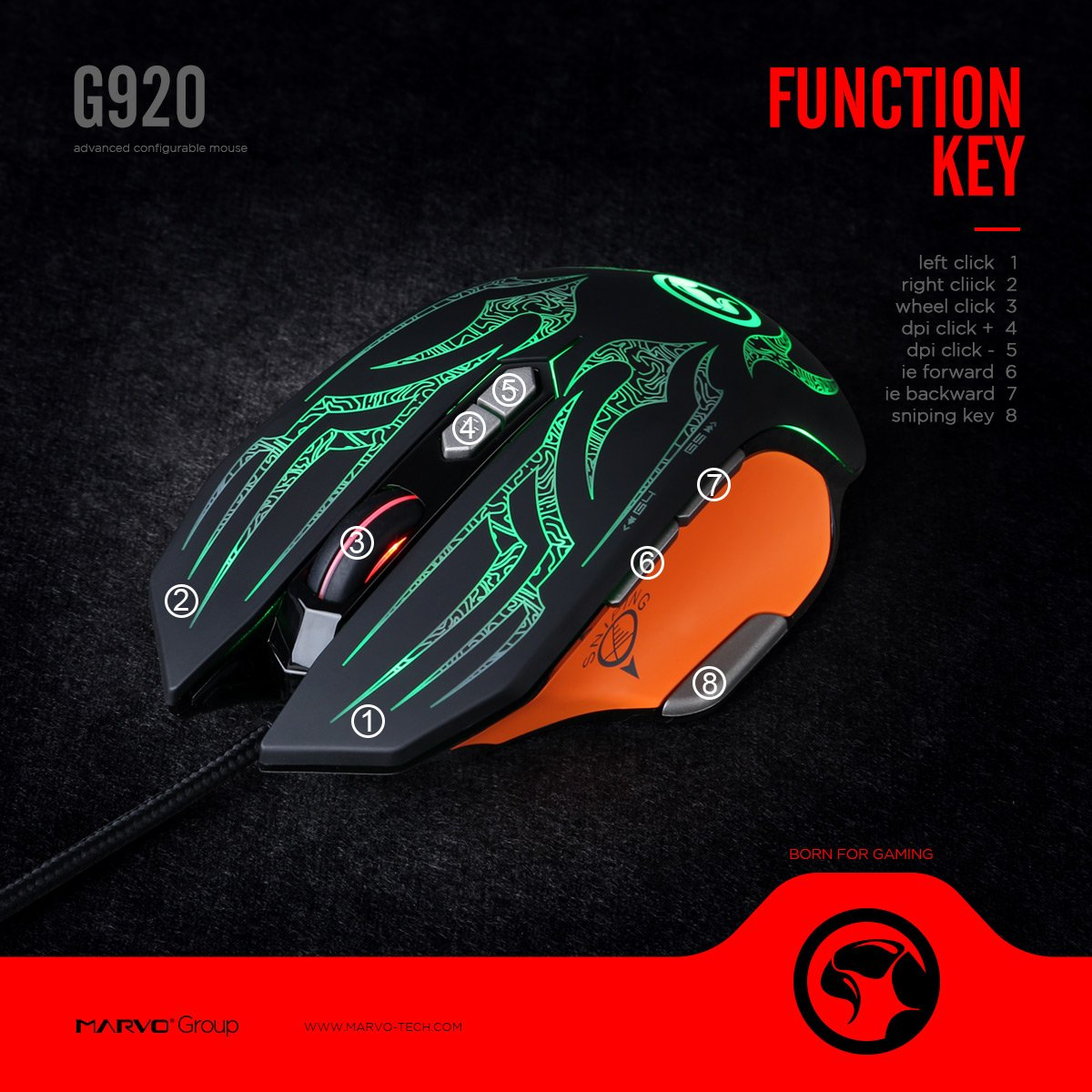 Image result for mouse g920
