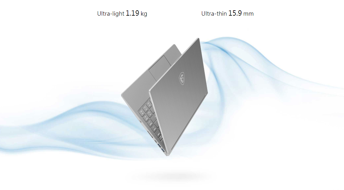 MSI PS42 8RB thiết kế